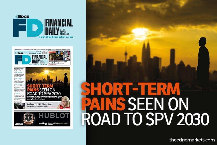 迈向SPV 2030的短期阵痛